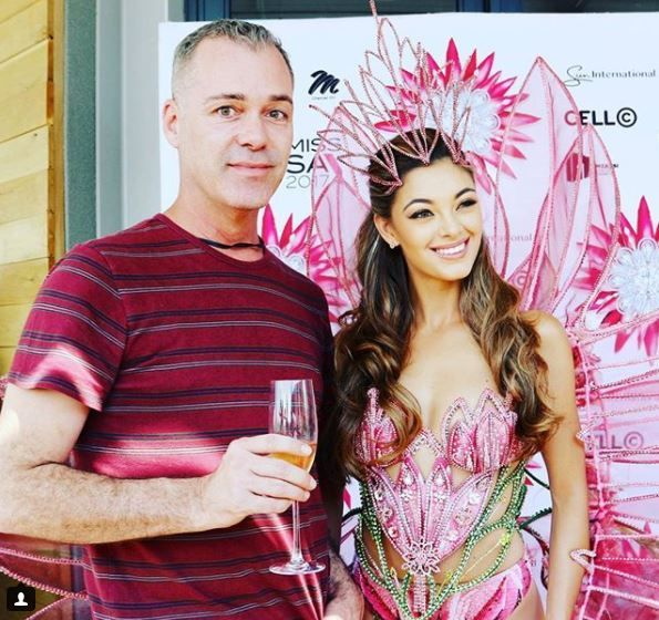 Congrats to @DemiLeighNP on winning #MissUniverse - listen to our podcast from @Radio2Day why we thought she was special from the day she won @Official_MissSA
