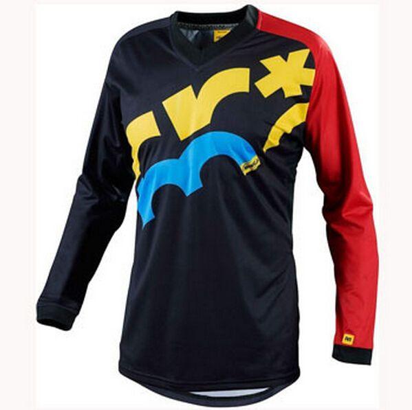 2017 pro crossmax moto jersey all mountain bike mtb bicicleta clothing t-shirt camisas de cross motocross mx dh ciclismo desgaste