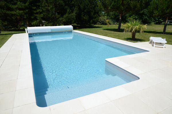 Les 11 meilleures images du tableau piscine et plage en for Piscine hors sol liner gris