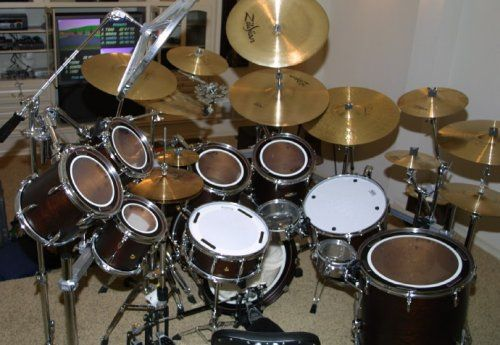 Image Detail for - Big Drum Sets That Look Cool And May ...