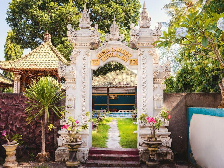 Nusa Garden Bungalows , город Nusa Penida