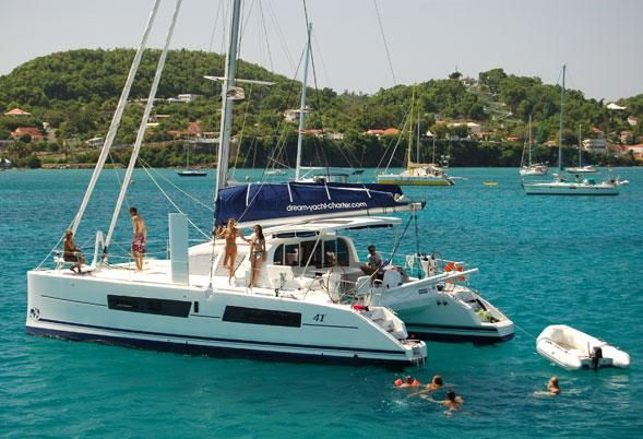 Noleggio barche a vela ai Caraibi Antigua
