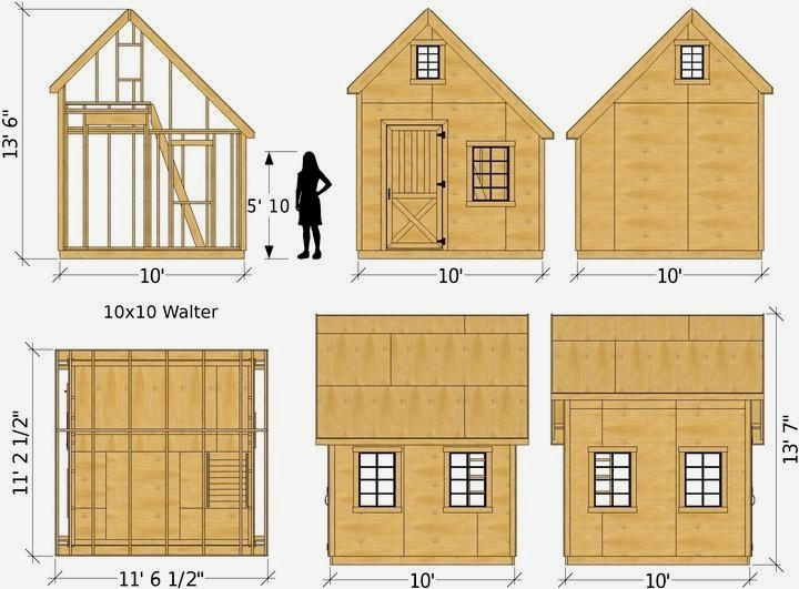 45walter Shed Plans Diy Shed Plans Shed Plan Building A Shed