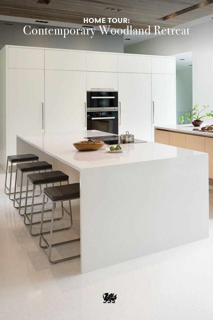 21 best White Kitchens images on Pinterest | Dream kitchens, White ...