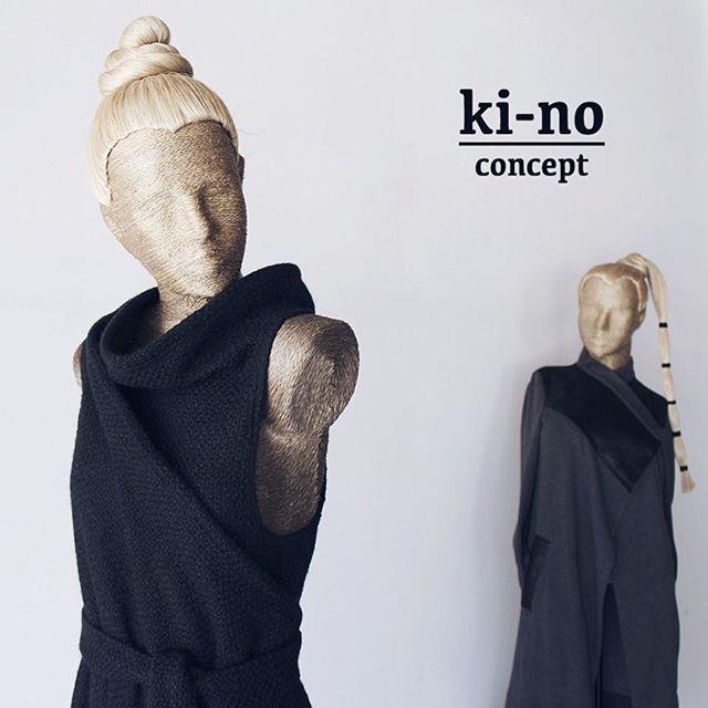 KI-NO concept A/W15 collection.  Free worldwide shipping! #kinoconcept