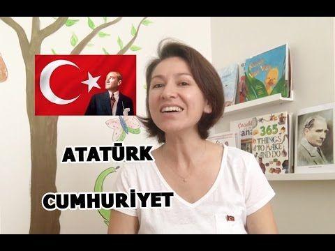 Atatürk - Cumhuriyet Çocuk Şarkıları - YouTube