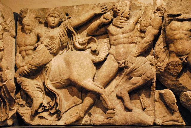 Temple of Apollo Epicurius at Bassae (Bassae - Greece)