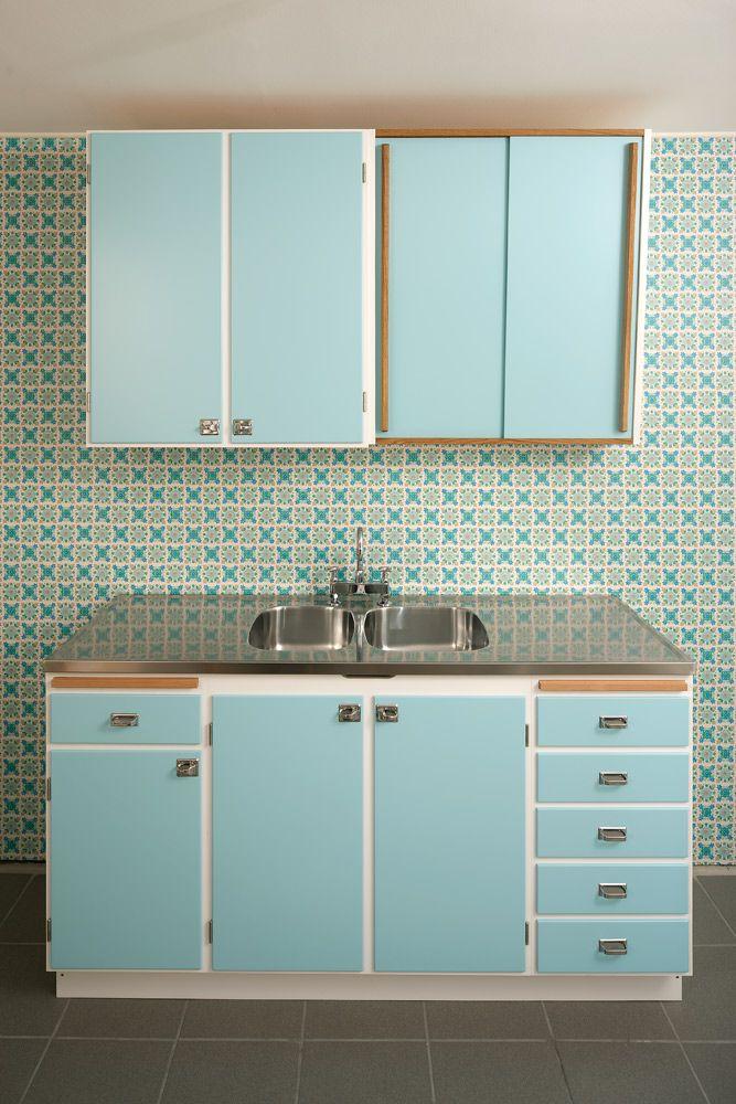 #retro #kitchen
