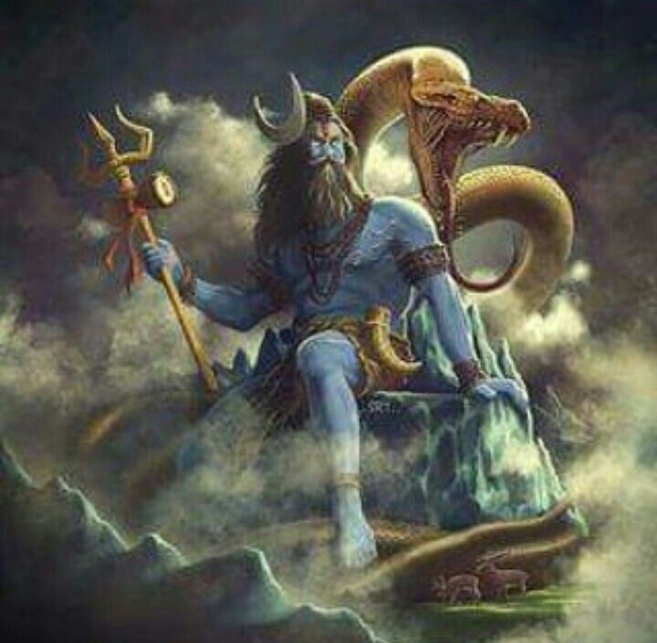 772 Best Lord Shiva Images On Pinterest