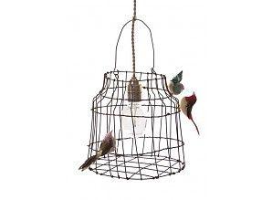 Dutch Dilight hanglamp vogelkooi, medium
