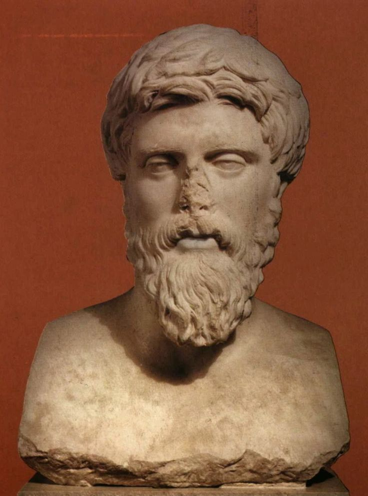 Πλούταρχος, Έλληνας ιστορικός, βιογράφος και δοκιμιογράφος ((45 π.χ.-120 π.χ.)