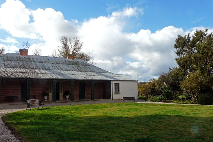 The Riversdale National Trust Homestead, Goulburn, New South Wales, Australia. June 2nd, 2014
