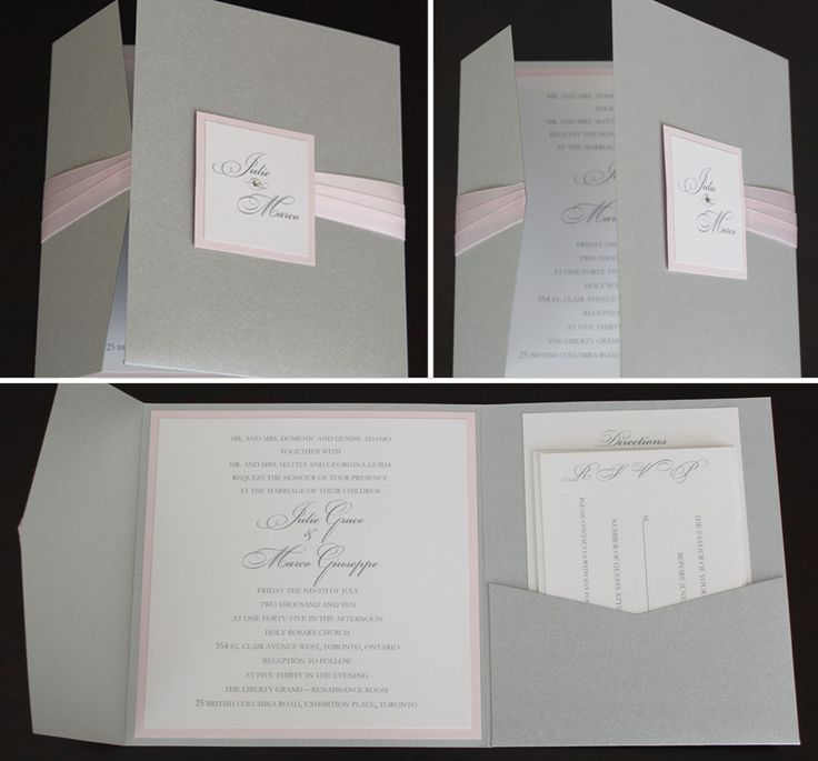 Pink-and-Silver-Wedding-Invitation-Toronto
