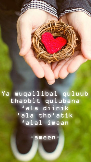 Islamic Quotes aameen!