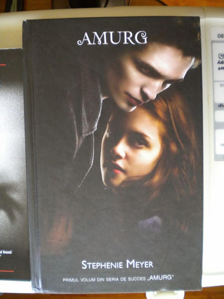 Little bookshop: Saga Amurg de Stephenie Meyer