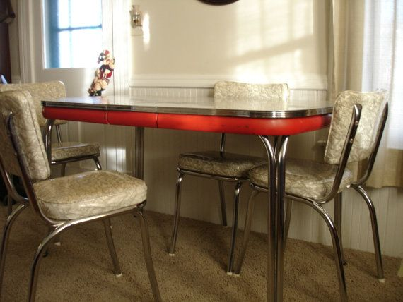1000 Images About Formica Chrome On Pinterest Table