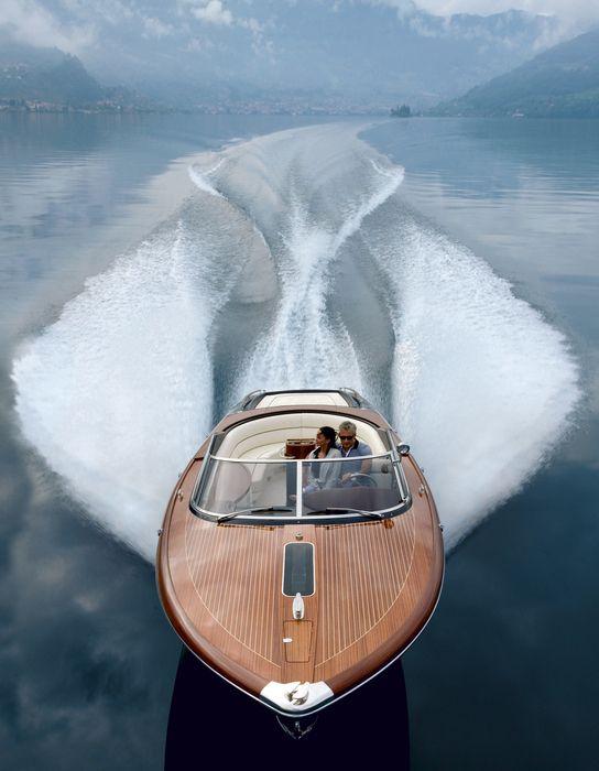 Riva motorboats