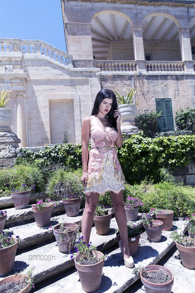 Model Romea Adler Clothing Nilara and Hermina Reeas Brand  Assesories skartgripir.is Make up Aloisia Cutajar  Assistant Janelle Schembri All rights Anna Osk