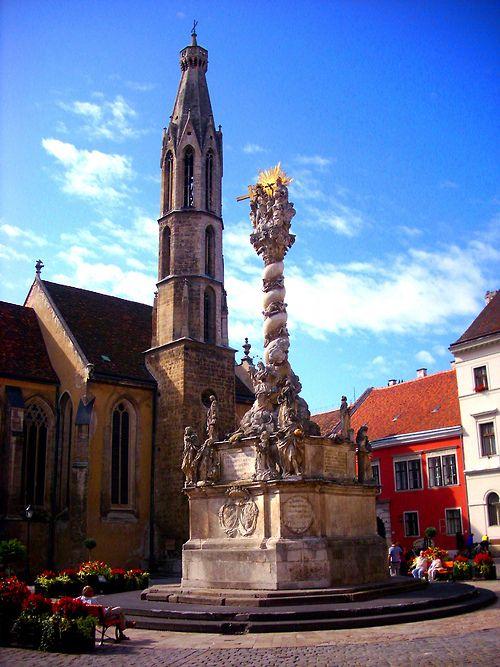 Sopron, Hungary.