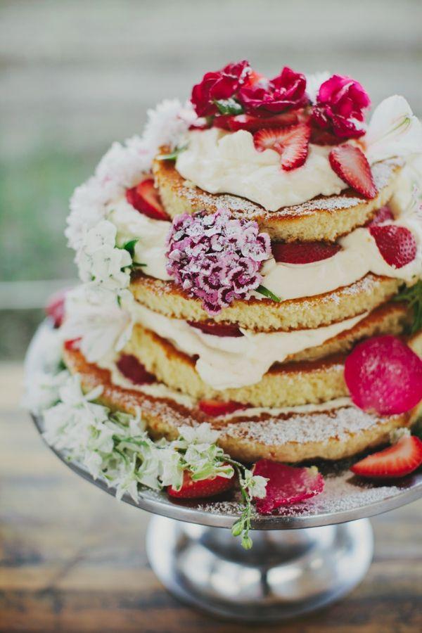 Wedding Свадебный торт - тенденция 2014