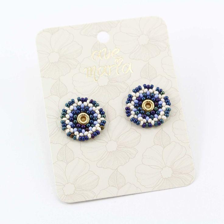 TOPOS AZUL ROYAL - Comprar en accesorios Ave Maria