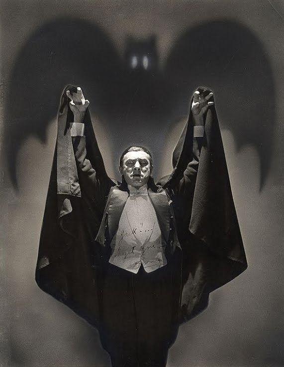 Bela Lugosi - Dracula (1931 ) - Petite parenthèse, le personnage de Bela Lugosi est incarné par Martin Landau dans le Film Ed Wood de Tim Burton.