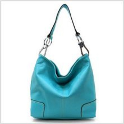 $30 Starting Bid: Carryall Fashion Hobo (Ocean) http://www.outbid.com/auctions/1727#3