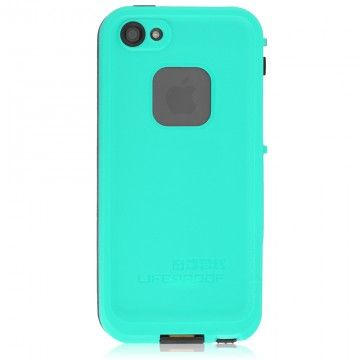 Teal iPhone 5 Lifeproof Case