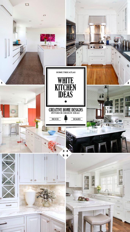 White Kitchen Color Schemes 73 Best Images About Kitchen Ideas On Pinterest Creative