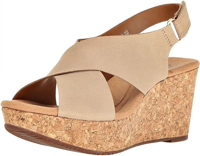 8 Most Comfortable Wedges For Travel 2020 In 2020 Comfortable Wedges Wedge Sandals Comfortable Wedges Sandals