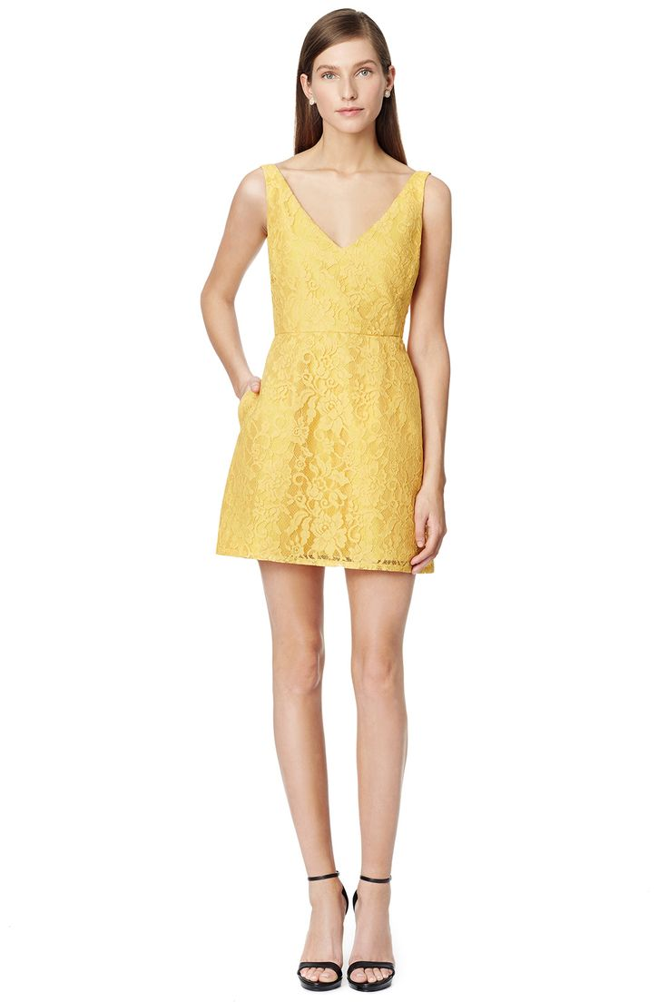 Sunny Dress by ML Monique Lhuillier for $50 | Rent The Runway