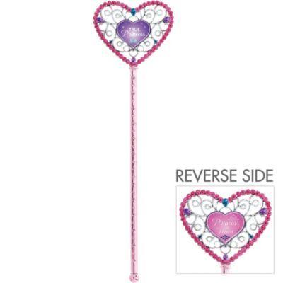 Disney Princess Heart Wand 14in