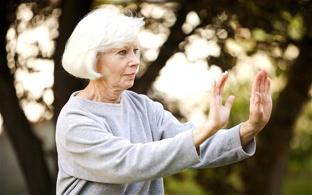 Tai chi is being prescribed to help prevent falls in the elderly.