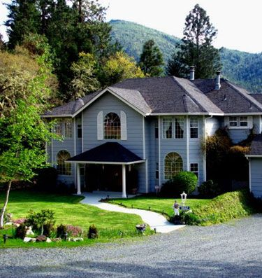 Flery Manor B&B - near Grants Pass, Oregon, USA