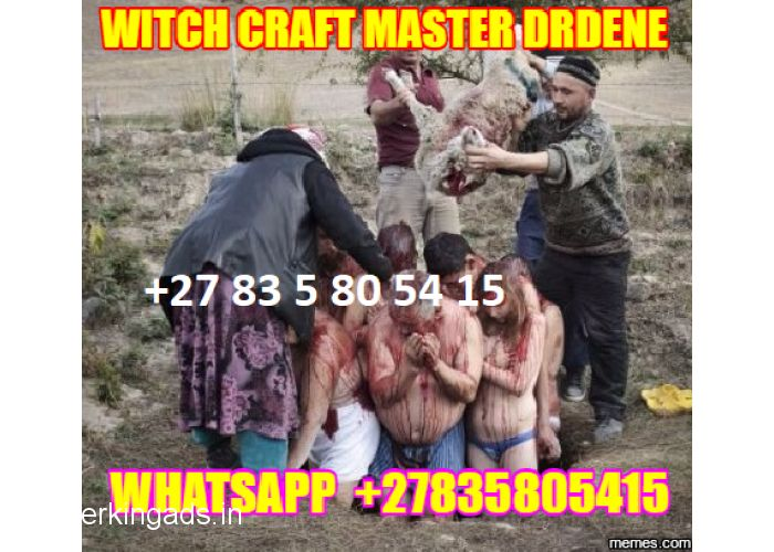 LOST LOVE SPELLS CASTER AND BLACK MAGIC DRDENE BELE +27835805415 Am a traditional healer in all sorts of spells, lost lo...
