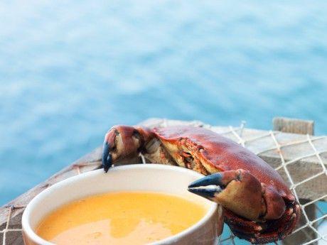 Krabbsoppa