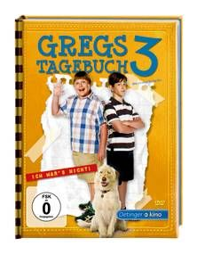 Gregs Tagebuch 3 - Ich war's nicht! (DVD) - Jeff Kinney (ab 10 Jahren)