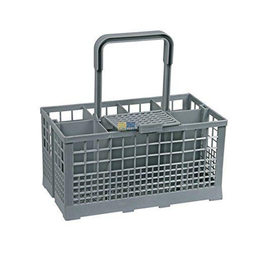 Panier à couverts Gris Lave-vaisselle panier Lave-vaisselle comme Bosch Siemens Neff 093046: L'article Panier à couverts Gris…