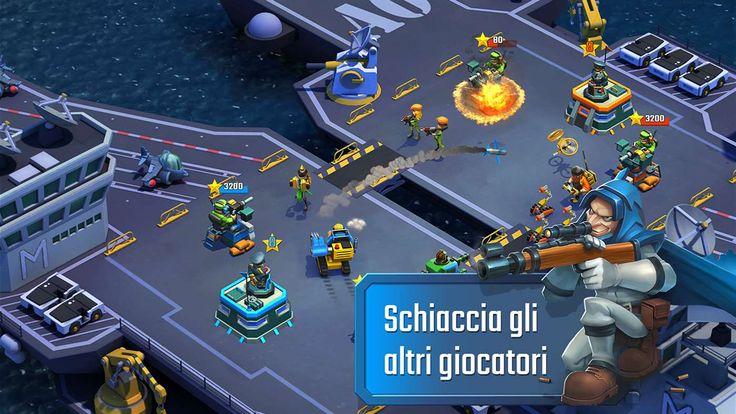 Blitz Brigade: Rival Tactics, il nuovo gioco Gameloft arriva su Windows 10 (UWP), Android e iOS https://www.sapereweb.it/blitz-brigade-rival-tactics-il-nuovo-gioco-gameloft-arriva-su-windows-10-uwp-android-e-ios/        Gameloft, software house molto attiva nel mondo mobile e Windows, ci segnala l'arrivo su Windows 10, Windows 10 Mobile, Android e iOS del nuovo giocoBlitz Brigade: Rival Tactics. Blitz Brigade: Rival Tactics Di seguito la descrizione che possiamo leggere