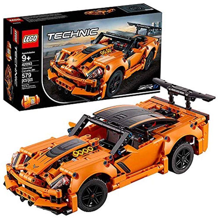 LEGO 42093 Technic Chevrolet Corvette ZR1 Race Car 2 in 1