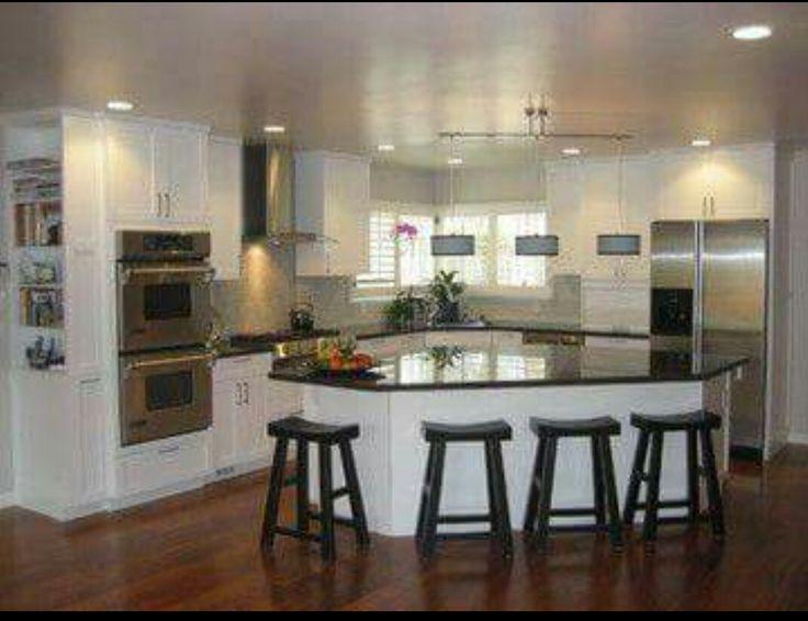 Fotos De Cocinas Modernas Blancas. Ms De Ideas Increbles Sobre ...