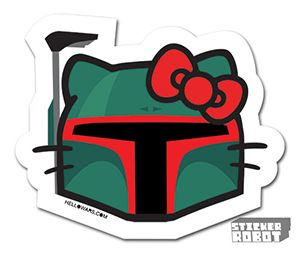 Best Stickers Images On Pinterest Street Art Sticker Bomb - Star wars custom die cut stickers