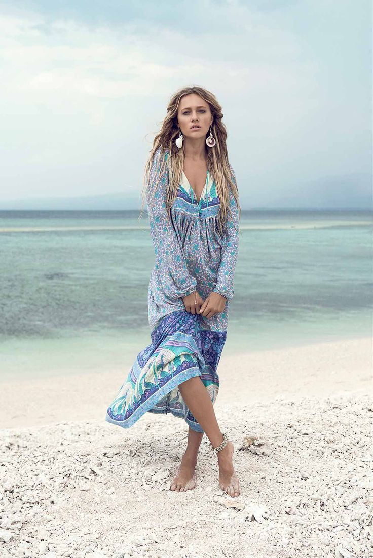 Xanadu maxi dress by Spell &amp- the Gypsy Collective - SPELL &amp- THE ...