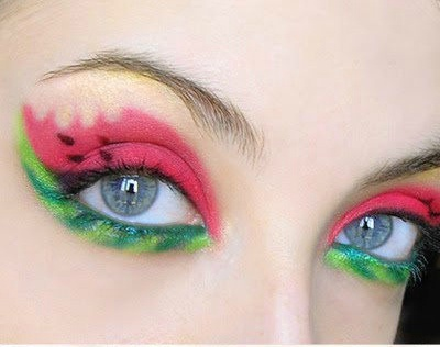 Watermelon Eyes