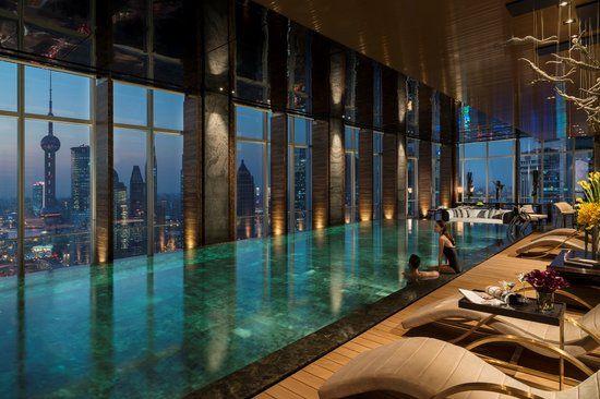 Four Seasons Shanghai Pudong in Shanghai – TRAVELBOOK.de