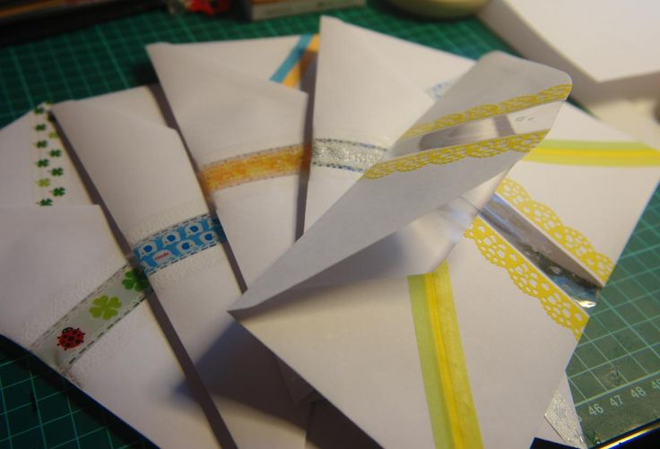 Extended envelopes for PLs.
