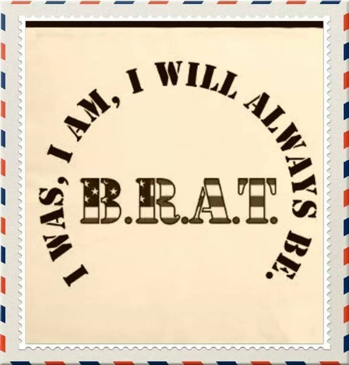 BRAT Heritage!  Proud and strong!