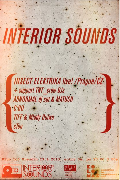 Interior Sounds Poster by marcelvelky on deviantART
