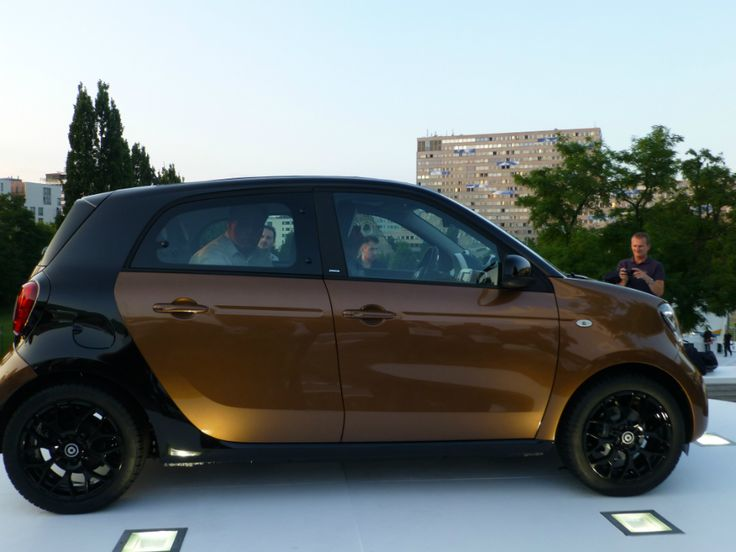 new smart forfour  [smart forfour| Fuel consumption combined: 4,7-4,2 (l/100 km) | CO2 emission combined: 108-97 g/km] #smart #mbhess