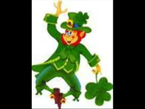"""Irish Folk Song """"The Leprechaun"""" - Funny song about the most famous Irish fairy."""
